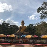 Photo taken at พุทธอุทยานพระมงคลมิ่งเมือง by SuGus P. on 12/1/2017