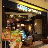 Photo taken at Coffee World by Marcel B. on 11/24/2012