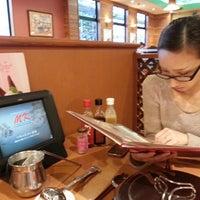 Photo taken at MKレストラン 近見店 by Masato M. on 3/31/2013