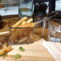 Photo taken at Riva Cafe & Bar by Tsangar on 3/29/2013