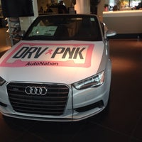 Photo taken at Audi Westmont by Cassandra on 10/5/2015