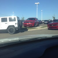 ... Photo Taken At Dupage Dodge Chrysler Jeep By Cassandra On 7/31/2015 ...