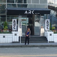 Photo taken at ARC Food + Drink by Nins on 5/9/2017