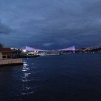 Photo taken at Beşiktaş by Ali G. on 11/16/2013
