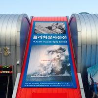 Photo taken at KNN 월석아트홀 by Jihye on 2/14/2015