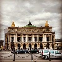 Photo taken at Garnier Opera by Jose on 10/9/2012