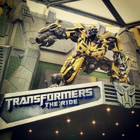 Foto tirada no(a) Transformers The Ride: The Ultimate 3D Battle por Mohd Shahrol J. em 12/12/2012