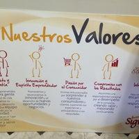 Photo taken at Sigma Alimentos Deli by Oscar M. on 12/4/2012