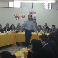 Photo taken at Sigma Alimentos Deli by Oscar M. on 11/7/2012