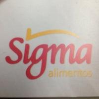 Photo taken at Sigma Alimentos Deli by Oscar M. on 2/21/2013