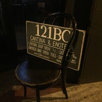 Photo taken at 121BC Cantina & Enoteca by Elliot C. on 10/10/2015