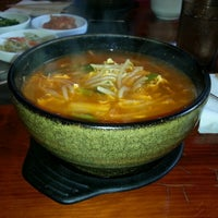 Photo taken at Chodang Restaurant by Gary N. on 12/26/2012