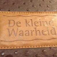 Photo taken at De Kleine Waarheid by Dana.💋•* on 12/8/2012