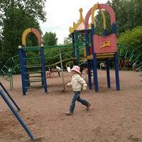 Photo taken at Детская площадка by Anchousianna 💋💋💋 on 5/24/2013