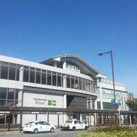 Photo taken at Akita Station by のぶ on 9/17/2012