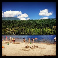 Photo taken at Alice Lake Provincial Park by Dan on 7/27/2013