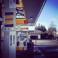 Photo taken at Shell by Dan on 1/16/2016