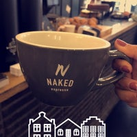 Photo taken at Naked Espresso by Sus A. on 8/25/2017