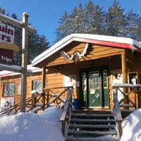 Photo taken at Algonquin Outfitters by Aya C. on 2/17/2013