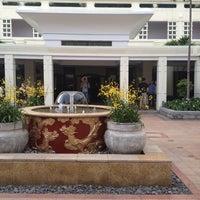 Photo taken at Sheraton Hanoi Hotel by Данила on 11/23/2012