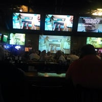 Photo taken at Ron Dao's Pizzaria & Sports Bar by Jack S. on 4/5/2014