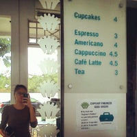 Photo taken at Cupcake Engineer by Xinyu F. on 9/16/2012