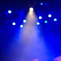 Photo taken at Teatro Del Globo by Adrian on 11/22/2015