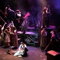 Photo taken at Teatro Del Globo by Adrian on 11/8/2015