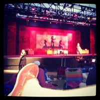 Photo taken at Shawnee Mission Theater In The Park by Houston M. on 6/30/2013