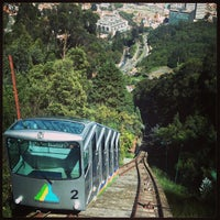 Photo taken at Monserrate by Gerardo on 7/3/2013