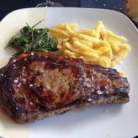 Photo taken at Restaurante Sala by Pablo on 7/3/2013