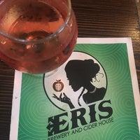 Снимок сделан в Eris Brewery And Cider House пользователем Dustin M. 8/1/2018
