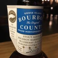 Das Foto wurde bei Goose Island Beer Co. von Dustin M. am 1/27/2018 aufgenommen