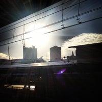 Photo taken at Central Station (Platforms 16 & 17) by Sandysosasa on 2/12/2013