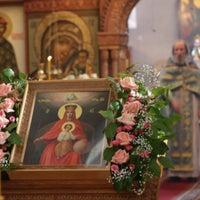 Photo taken at Храм Державной иконы Божьей Матери в Жуковском by Сергей Л. on 5/4/2013