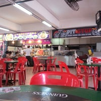 Photo taken at LC Food Centre Katong by Max Y. on 10/12/2012