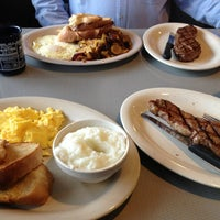 Photo taken at Stella's Diner by Kevin W. on 1/30/2013