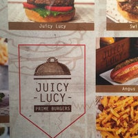 Foto scattata a Juicy Lucy da Mary il 8/6/2017