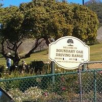 Photo taken at Boundary Oak Golf Course by John R. on 3/1/2013