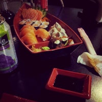 Photo taken at Sushi Nippon by Joyce A. on 2/15/2014