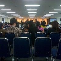 Photo taken at Gereja Tiberias Indonesia - Plaza Central by KeziaKirsten K. on 10/7/2012