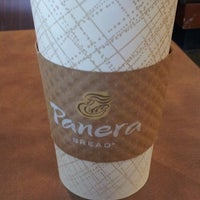 Photo taken at Panera Bread by Paul S. on 5/28/2013