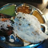Photo taken at Sri Ananda Bahwan Restaurant by Joana G. on 11/22/2011