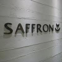 Photo taken at Saffron Fusion Restaurant by Marco on 7/3/2011