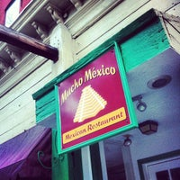 Photo taken at Mucho Mexico by Joel W. on 3/13/2012