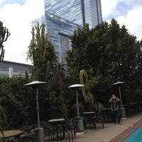 Photo taken at Hotel Figueroa by Abit T. on 3/23/2012
