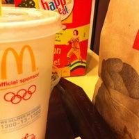 Photo taken at McDonald's by Zaifulnizam on 10/26/2011