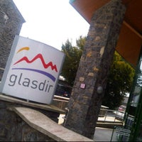 Photo taken at Glasdir Business and Conference Centre by Gareth E. on 6/15/2011