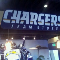 Photo taken at Chargers Team Store by Jason L. on 9/11/2011