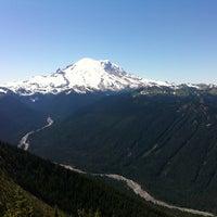 Photo taken at Crystal Mountain Ski Area by Matthew on 8/16/2011